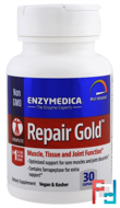 Repair Gold, Enzymedica, 30 Capsules