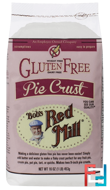 Pie Crust, Gluten Free, Bob's Red Mill, 16 oz (453 g)