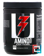 Amino Tech, Universal Nutrition, 375 tablets