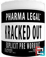 Kracked Out, Pharma Legal, 192 g