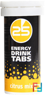 Energy Drink Tabs, 25 час, 5 tabs