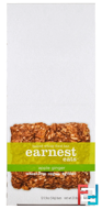 Baked Whole Food Bar, Apple Ginger, Earnest Eats, 12 Bars, 1.9 oz (54 g) Each