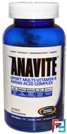 Anavite, The Ultimate Performance Multi-Vitamin, Gaspari Nutrition, 180 Tablets
