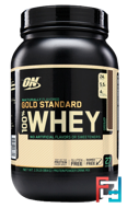 100% Whey Gold Standard Natural, Gluten Free, Optimum Nutrition, 1.9 lbs, 860 g