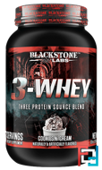 3 WHEY, Blackstone Labs, 2 lb, 908 g