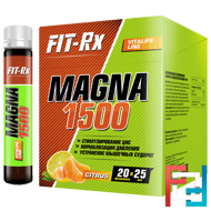 Magna 1500, FIT-Rx, 20 amp * 25 ml