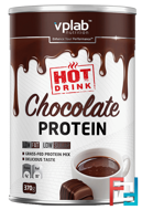 Hot Chocolate Protein, VP Laboratory, 370 g