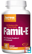 Famil-E, Jarrow Formulas, 60 Softgels