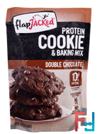 Protein Cookie and Baking Mix, Double Chocolate, FlapJacked, 9 oz (255 g)