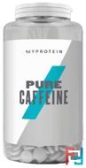 Pure Caffeine, Myprotein, 200 mg, 100 tablets