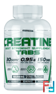 Creatine Tabs, King Protein, 150 tablets