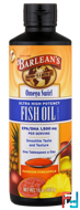Omega Swirl, Ultra High Potency Fish Oil, Passion Pineapple, Barlean's, 16 oz, 454 g