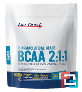 BCAA 2:1:1 powder, Be First, 450 g