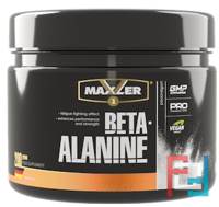 Beta alanine powder, Maxler, 200 g