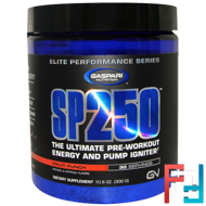 SP250, Gaspari Nutrition,10.6 oz, 300 g