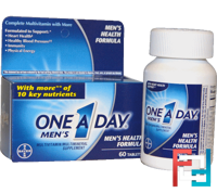 One A Day Men's, One-A-Day, 60 Tablets