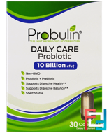 Daily Care, Probiotic, Probulin, 30 Capsules