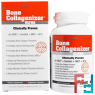 Bone Collagenizer Ultra, Biosil, Natural Factors, 120 Vegetarian Capsules