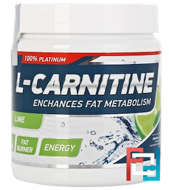 L-Carnitine Powder, GeneticLab, 150 g