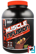 Black Series, Muscle Infusion Advanced Protein Blend, Nutrex Research Labs, 5 lbs, 2268 g