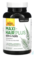 Maxi Hair Plus, Country Life, 5,000 mcg, 120 Veggie Caps