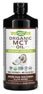MCT Oil From Coconut, Nature's Way, 30 fl oz, 887 ml