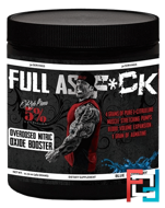 Full As Fuck, Rich Piana 5% Nutrition, 360 g