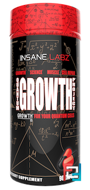 Quantum Growth Project, Insane Labz, 90 capsules