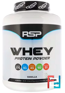 Whey Protein Blend, Chocolate, RSP Nutrition, 4 lbs (1.81 kg)