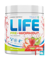 Life PRE-Workout, Tree of Life, HAS Nutrition, 50 servs, 300 g
