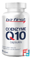 Coenzyme Q10, Be First, 60 mg, 60 gel capsules