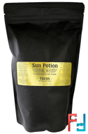 Organic Tocos Rice Bran Solubles Powder, Large, Sun Potion, 0.88 lb (400 g)