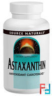 Astaxanthin, 2 mg, Source Naturals, 120 Softgels