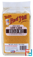 Low-Carb Bread Mix, Bob's Red Mill, 16 oz (453 g)