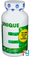 Unique E, A.C. Grace Company, 120 Softgels