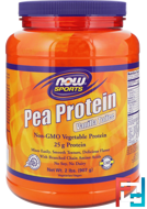 Pea Protein, Sports, Now Foods, 2 lbs, 907 g