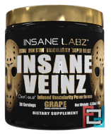 INSANE VEINZ  GOLD, Insane labz, 147 g
