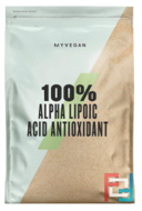 Alpha Lipoic Acid (Альфа-Липоевая Кислота), Myprotein, 100 g