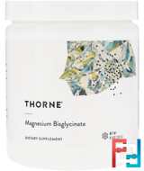 Magnesium Bisglycinate, Thorne Research, 8.4 oz (237 g)