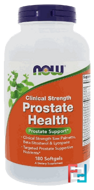 Prostate Health, Clinical Strength, Now Foods, 90 Softgels