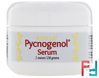 Pycnogenol Serum (Cream), Soothing and Anti-Aging, Madre Labs, 1 oz. (28 g)
