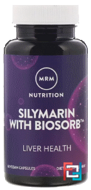 Silymarin with BioSorb, MRM, 60 Veggie Caps