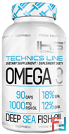 OMEGA 3, IHS technology, 90 caps