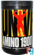 Amino 1900, Universal Nutrition, 300 tablets