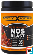 Super Advanced NOS Blast, Body Fortress,1 lbs, 454 g