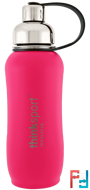 Thinksport, Insulated Sports Bottle, Dark Pink, Think, 25 oz (750 ml)