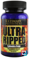 Ultra Ripped, Ultimate Nutrition, 90 capsules
