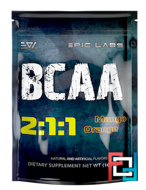 BCAA 2:1:1, Epic Labs, 100 g