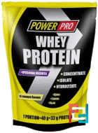 Whey Protein, Power Pro, 1000 g