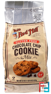 Gluten Free Chocolate Chip Cookie Mix, Bob's Red Mill, 22 oz (623 g)